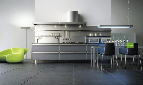Tủ - Kệ bếp inox cao cấp 009