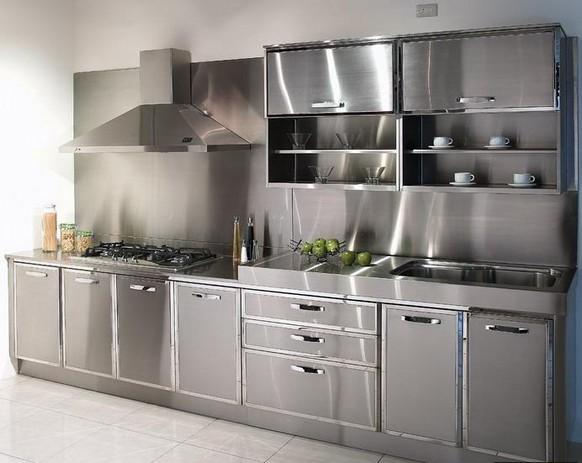 Tủ - Kệ bếp inox cao cấp 015