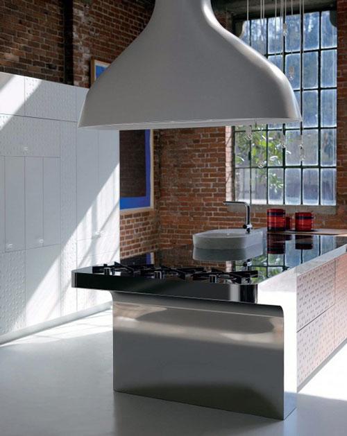 Tủ - Kệ bếp inox cao cấp 033