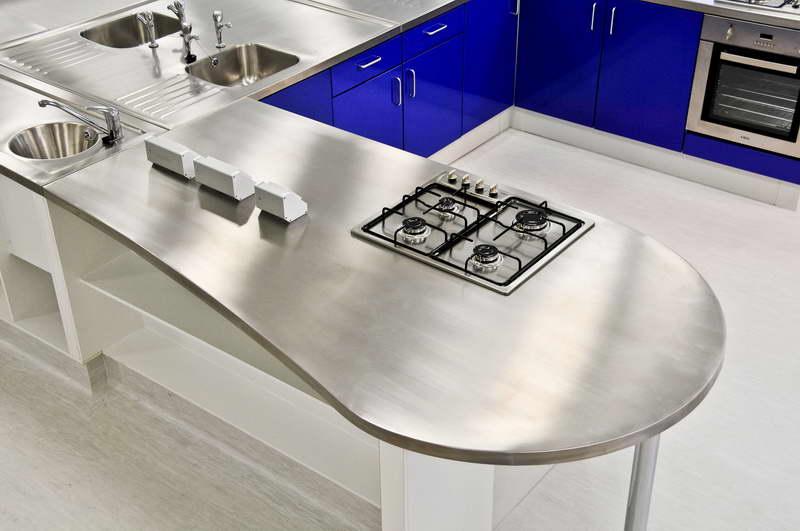 Tủ - Kệ bếp inox cao cấp 036