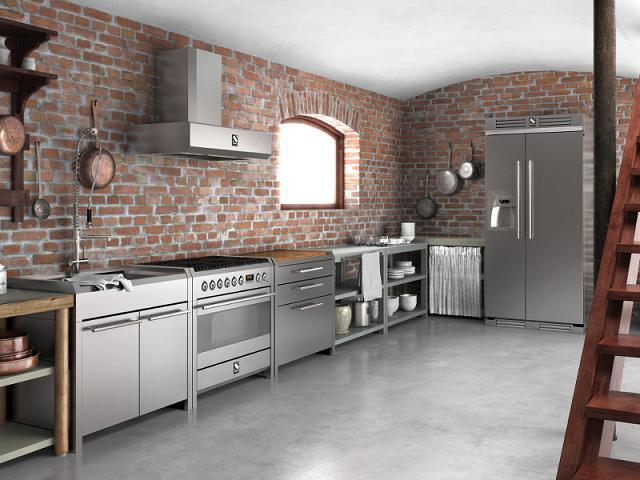 Tủ - Kệ bếp inox cao cấp 018