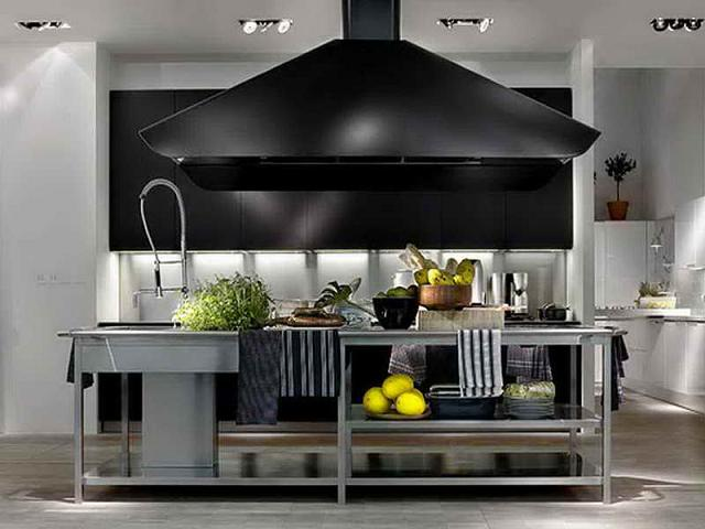 Tủ - Kệ bếp inox cao cấp 042