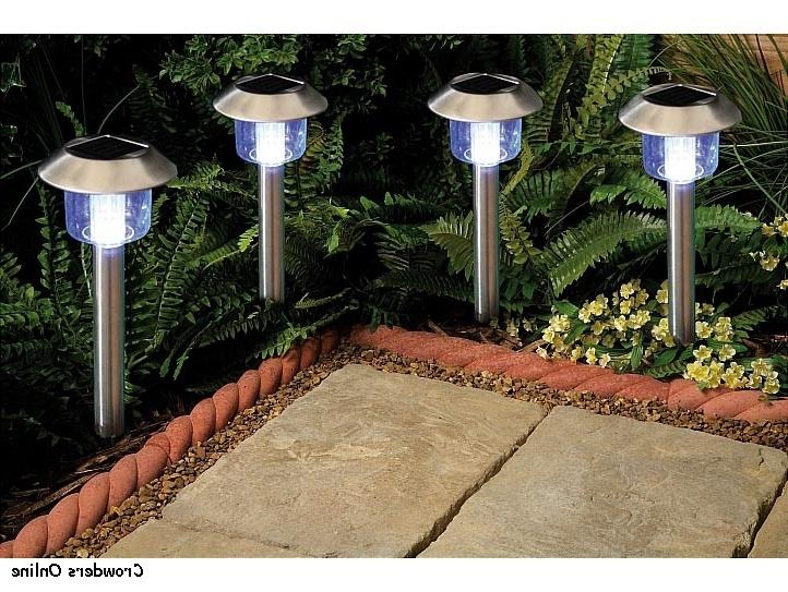 Trụ đèn hàng 4 chân rào cao cấp inox 304