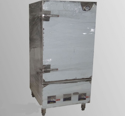 Tủ Cơm 30 Kg Dùng Gas + Điện